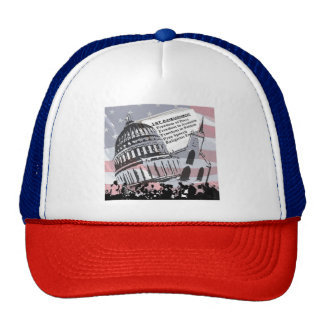 !st Amendment Hat