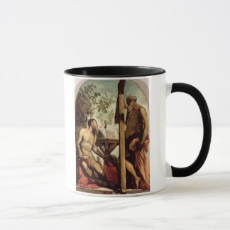 St. Andrew and St. Jerome Mug