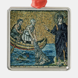 St. Andrew and St. Peter Christmas Ornament