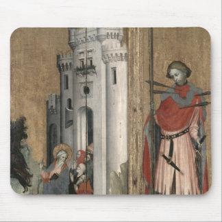 St. Andrew Chasing Demons from the Town Mouse Mat