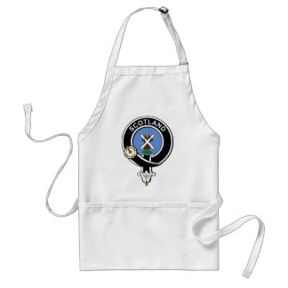 St. Andrew Crest Aprons