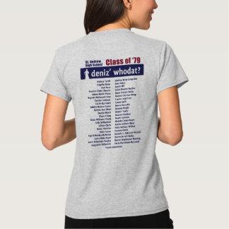 St. Andrew High School Class of 1979 Reunion Shirt
