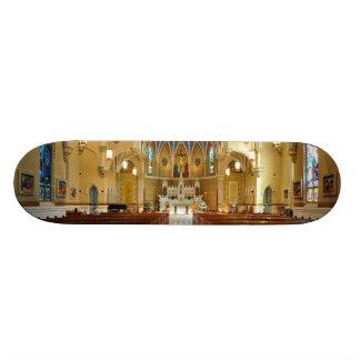 St Andrew s Catholic Church Roanoke Virginia Custom Skateboard