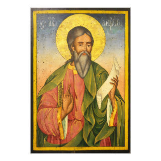 St. Andrew the Apostle by Yoan From Gabrovo Photograph
