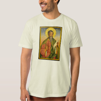 St. Andrew the Apostle by Yoan From Gabrovo T-Shirt