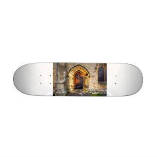 St Andrews Church Aysgarth Skate Deck
