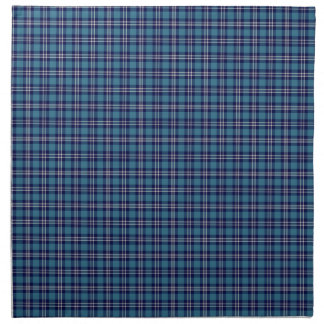 St Andrews Scotland District Tartan Napkin