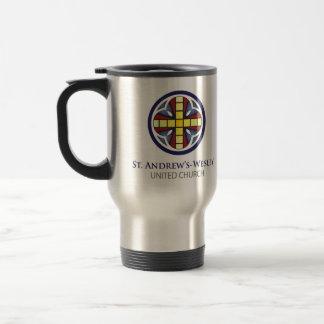 St. Andrew's-Wesley Travel Mug
