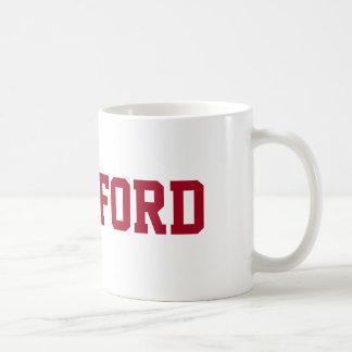 St. Anford Basic White Mug
