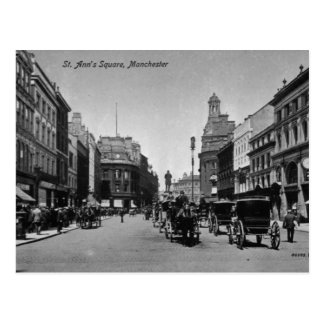 St Ann s Square Manchester c 1910 Post Cards