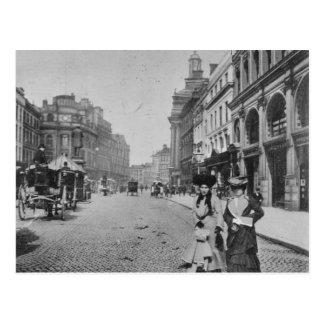 St Ann s Square Manchester c 1910 Postcard