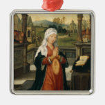 St.Anne Conceiving the Virgin Christmas Ornaments