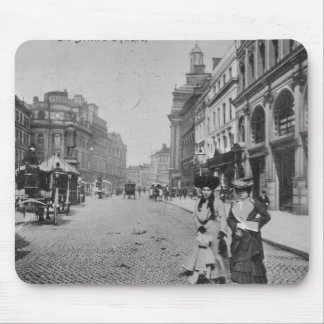 St. Ann's Square, Manchester, c.1910 Mouse Mat