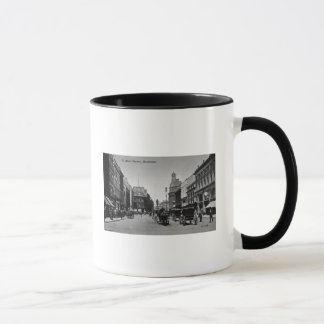 St. Ann's Square, Manchester, c.1910 Mug