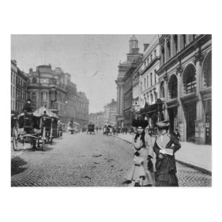 St. Ann's Square, Manchester, c.1910 Postcard