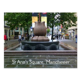 St Ann's Square Postcard