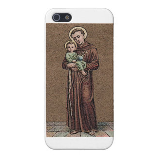 St. Anthony & Baby Jesus Case For iPhone 5/5S