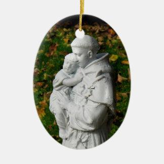 St. Anthony Christmas Ornament