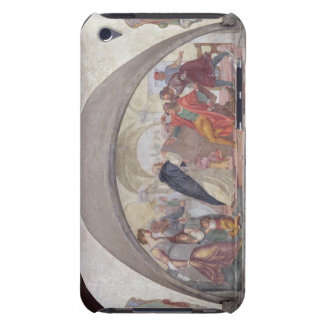 St. Anthony Driving Out the Gamblers (fresco) iPod Case-Mate Cases