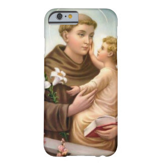 St. Anthony of Padua Baby Jesus Barely There iPhone 6 Case