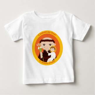 St. Anthony of Padua Baby T-Shirt