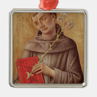 St. Anthony of Padua Christmas Ornament