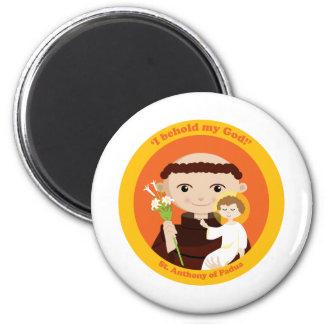 St Anthony of Padua Fridge Magnets