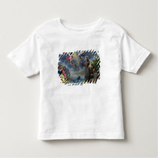 St. Anthony of Padua Preaching to the Fish Toddler T-Shirt