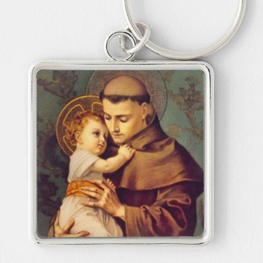 St. Anthony of Padua with Baby Jesus Key