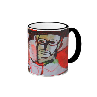ST ANTHONY RINGER COFFEE MUG