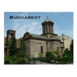 St Anton - Bucharest Postcard