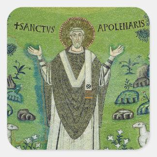 St. Apollinare Square Sticker