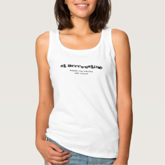 St Arrrrgustine: where the pirates are locals Tank Top