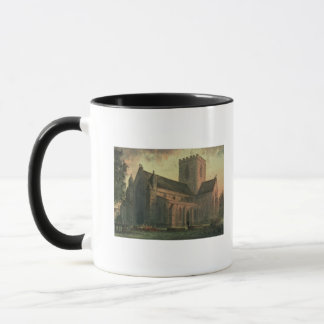 St. Asaph's Cathedral, View from the South-West Mug