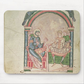 St. Augustine Arguing with Faustus Mouse Mat