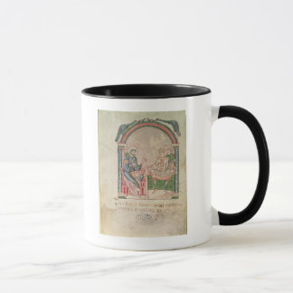 St. Augustine Arguing with Faustus Mug