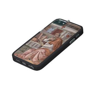 St. Augustine  by Piero della Francesca iPhone 5 Cases