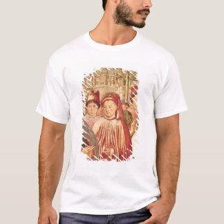 St. Augustine Departing for Milan T-Shirt
