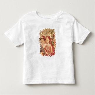 St. Augustine Departing for Milan Toddler T-Shirt