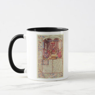 St. Augustine, Epicurus, Zeno, Antiochus & Mug