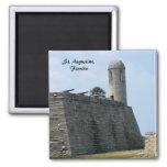 St. Augustine Florida fort castillo de san marcos