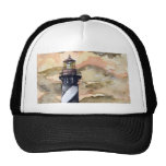 St Augustine Florida lighthouse painting Hats