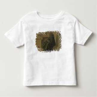 St. Augustine in his Study (predella of the Barbad Toddler T-Shirt
