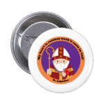 St. Augustine of Hippo Badge