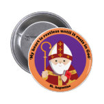 St. Augustine of Hippo Pin