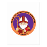 St. Augustine of Hippo Postcards