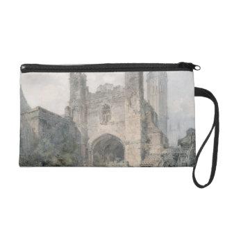 St. Augustine's Gate, Canterbury, c.1797 (w/c over Wristlet