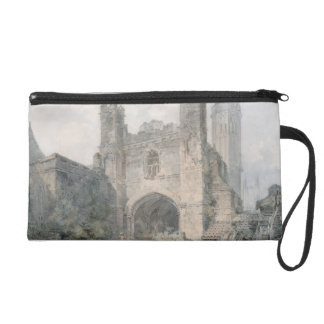 St. Augustine's Gate, Canterbury, c.1797 (w/c over Wristlet Clutches
