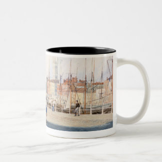 St Augustines Parade Two-Tone Coffee Mug