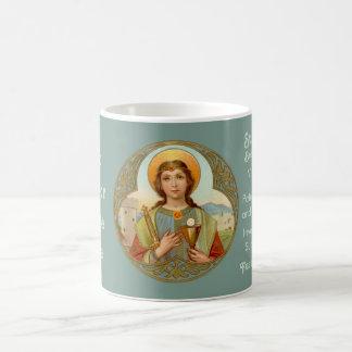 St. Barbara (BK 001) Coffee Mug #1b